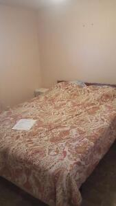x2 Queen Mattress, Box spring and Frame. Excellent Condition.