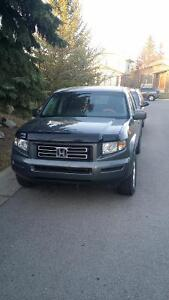 2007 Honda Ridgeline for sell