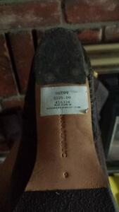 """Brown leather boots, """"Heddy"""", Banana Republic - never worn London Ontario image 2"""