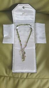 Necklace designed by Trudy Gallagher