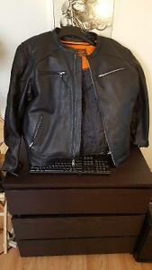 First Classics Leather Jacket 5XL - Brand new, OBO