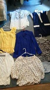 Assorted Womens Blouses - sizes L and XL Kitchener / Waterloo Kitchener Area image 3