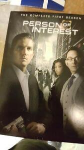 DVD: Persons of Interest Season 1