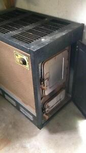 Wood Heater automatic-Make by Hevac