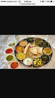 $5 veg meal deal (Indian food)