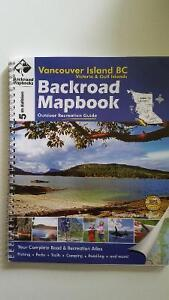 Backroad Mapbook Vancouver Island BC and Gulf Islands