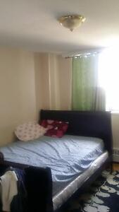 ONE SPACIOUS ROOM FOR RENT IN TWO BEDROOM APARTMENT