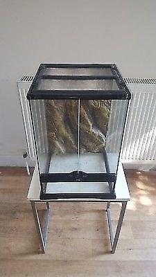 Exo Terra Vivarium Glass Terrarium Lizard Snake Tank In