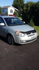 2008 Hyundai Accent sport Coupé (2 portes) West Island Greater Montréal image 3