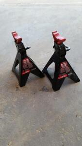Axle Jack Stands