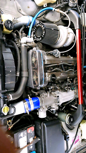 1993 Toyota Aristo with 2JZ-GTE Big Single Turbo (700hp rated) Westminster Stirling Area Preview