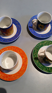 Coffee cup set (espresso) South Coogee Eastern Suburbs Preview