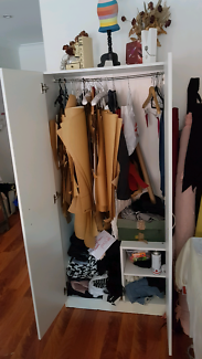 Two doors wardrobe