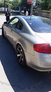 2003 Infiniti G35 Coupe LOW KM's (A MUST SEE!!!!)