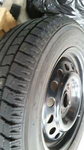 Excellent winter tires NITTO 175/65/R14