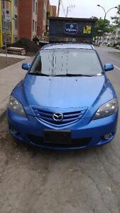 2005 Mazda Mazda3 Sport Bicorps