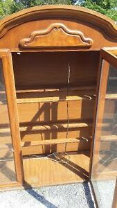 TALL CHINA CABINET Belleville Belleville Area image 2