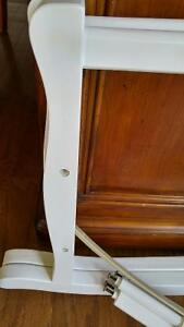 Moses Basket with Jolly Jumper Stand. Peterborough Peterborough Area image 6