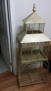 GEORGIOUS SOLID METAL CAGE FOR SALE