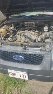 2006 Ford Escape SUV, Crossover