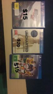 PS4  Games Currambine Joondalup Area Preview