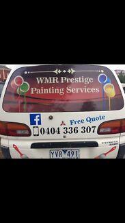 WMR prestige painting services