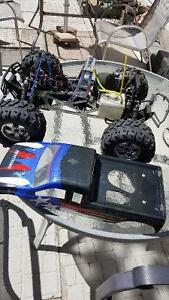 HPI remote control 4X4 with contoller