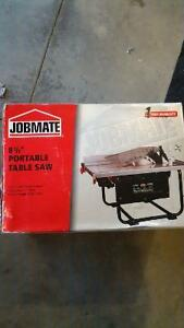 """For Sale: 8 1/4"""" Jobmate Table Saw"""