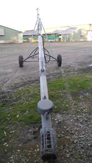 Grain Auger 39 feet working length.