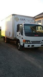 Camion GMC 3500 turbo