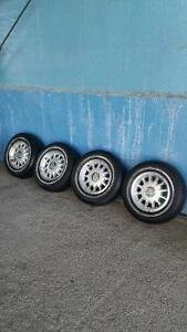 5x114 wheels and tires