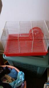 Hampster or pet rats cage