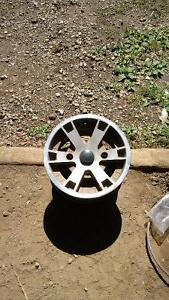 rims for a CAN AM outlander