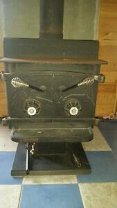 Falcon wood stove