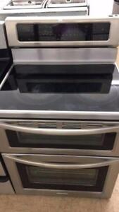 ECONOPLUS OTTAWA SUPER SPECIAL KITCHEN AID SLIDE IN STAINLESS  STOVE TX INCLUDED