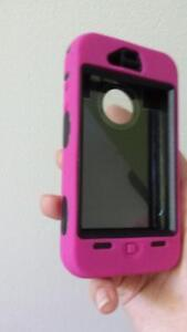 silicone protective case iphone 4 London Ontario image 1