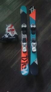 Great kids skis