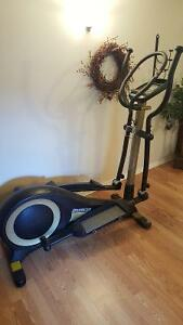 Elliptical trainer Strathcona County Edmonton Area image 1