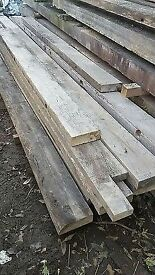 Hardwood Beams -New and Used