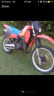 Suzuki rm 250 Ts 250 rmx 250