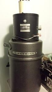 Central Vac - Electrolux - brand new motor