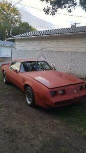 1980 trans am turbo $ 4250