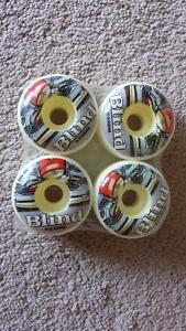 Brand New Blind 52mm Skateboard Wheels (Set of 4)