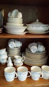 Royal Albert Bone China Dinnerware