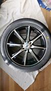 "Supercat tyre with 17"" alloy rim Aldinga Morphett Vale Area Preview"