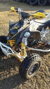 race quad in new condition Regina Regina Area image 7