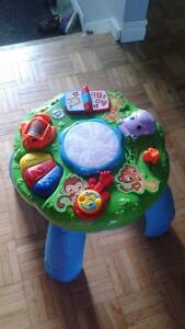 Table interactive Leap Frog
