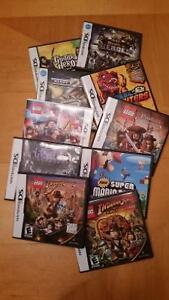 Nintendo DS Games - $12/each or 2 for $20