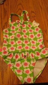 Size 2 brand new bathing suits