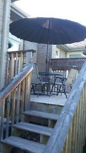 Patio set Peterborough Peterborough Area image 4